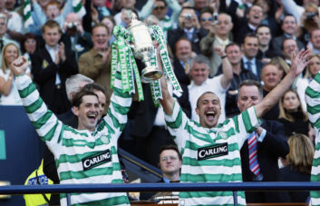 Tennents Scottish Cup Final: Celtic v Dunfermline